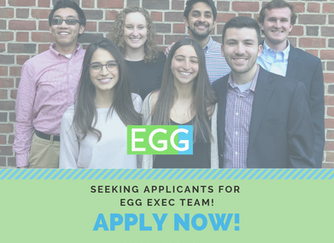 Applications for the 2019-2020 Executive Board are now open!