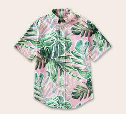 Palm Leaves shirt