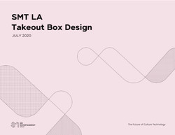 S.M. Entertainment U.S.A. Packaging Design Concept Pages