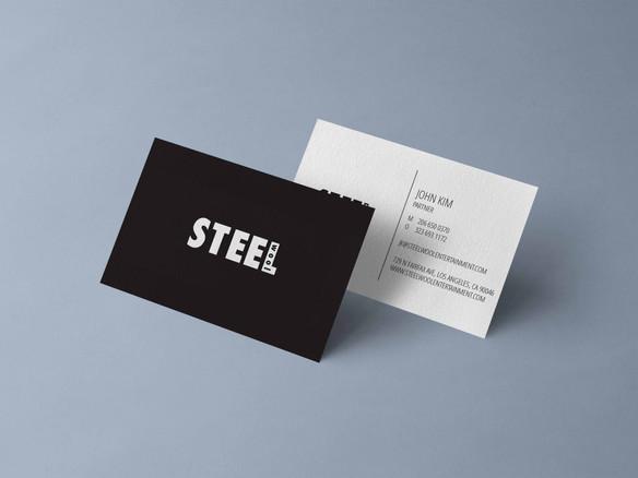 Steel Wool Entertainment Card