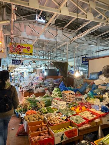 Sinsa Market Tteokbokki