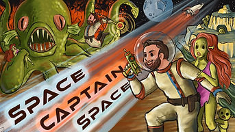 Space captain space_with Text_Preview Si