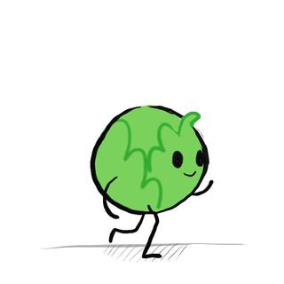 Cabbage Boy walk