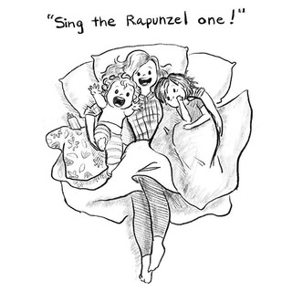 Sing the Rapunzel one