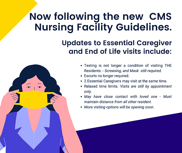 New CMS guidlines