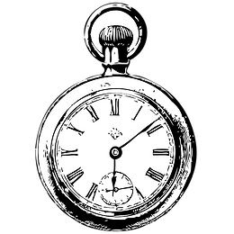 A clock illustrating time associated with anxiety therapy in New Jersey