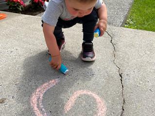 10 Fun Ways to Use Sidewalk Chalk This Summer!