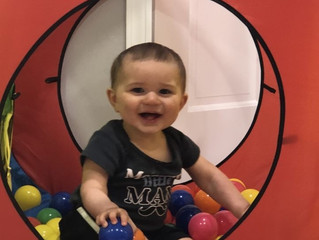 """Baby Seats, Floor Time, and """"Container Syndrome"""""""