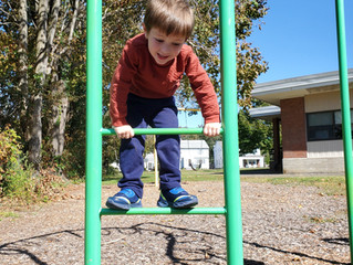 Gross Motor Activities at the Playground