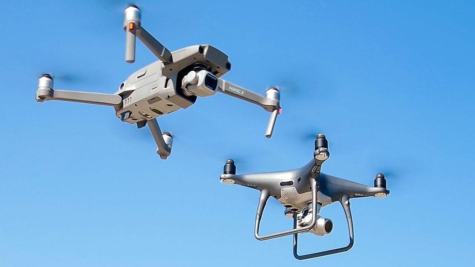 Pratique, Théorique & VAE Drone (40h)