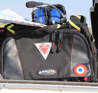 Sac de vol Cockpit de Dimatex