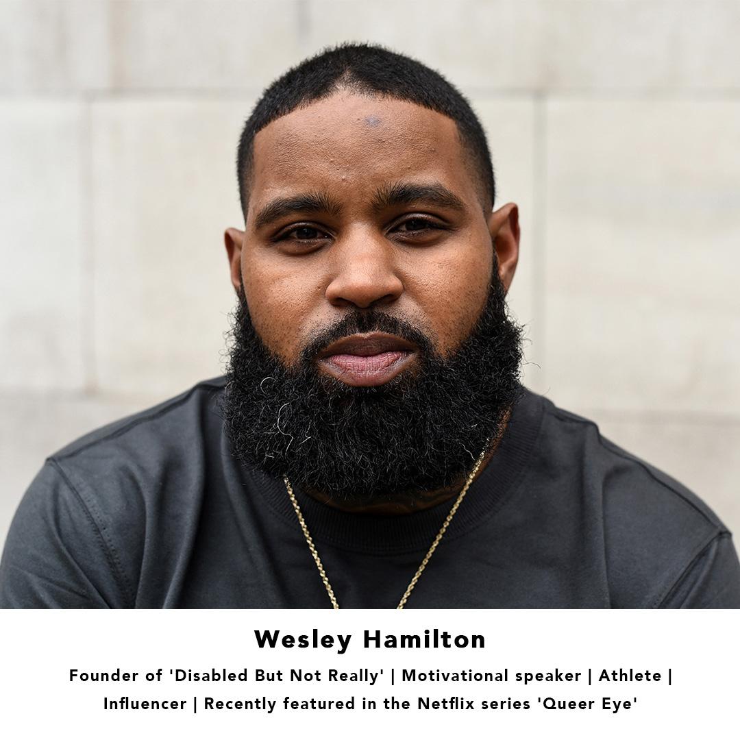 Wesley Hamilton