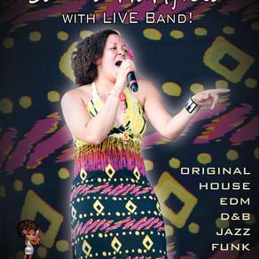 Sanna Hartfield + Band