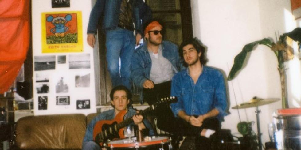 Dux Louie - Four-Piece Band