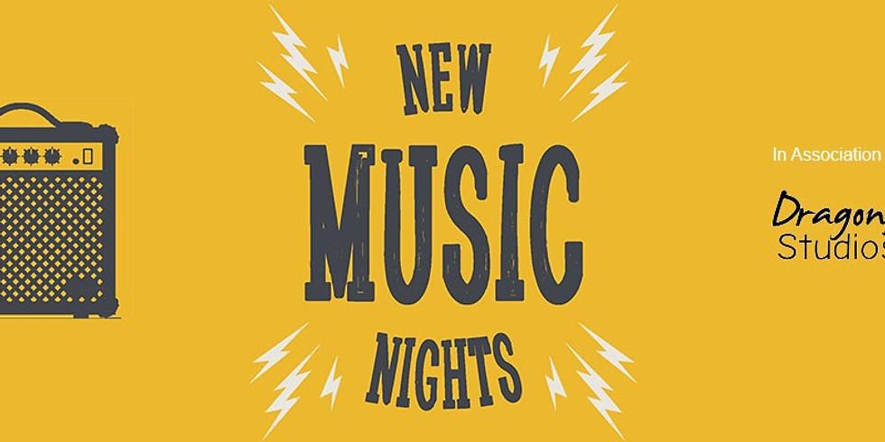 New Music Night (Bank Holiday Sunday)