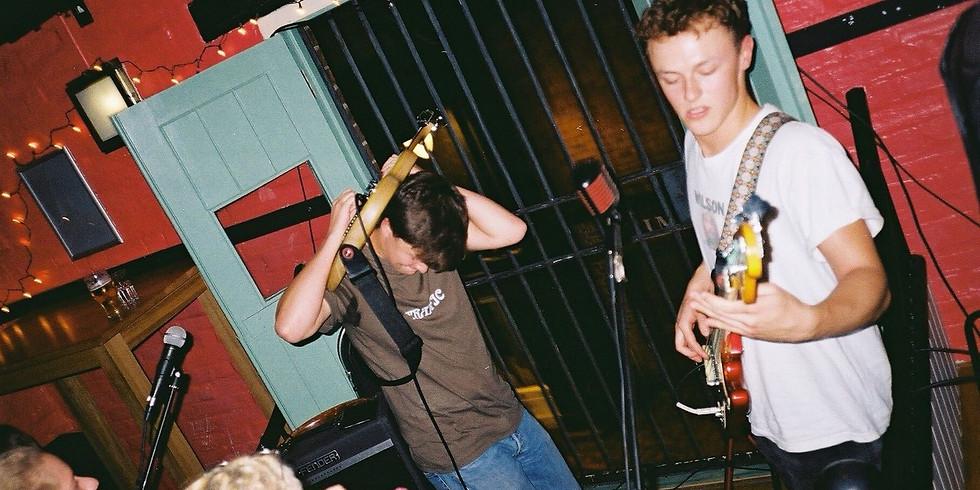 Sweet Facility | Blues Rock | Three-Piece Band (1)