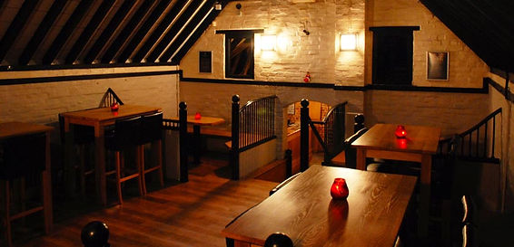 Venue Hire, Upstairs Seating Area, The Cage Wine Bar, Reigate