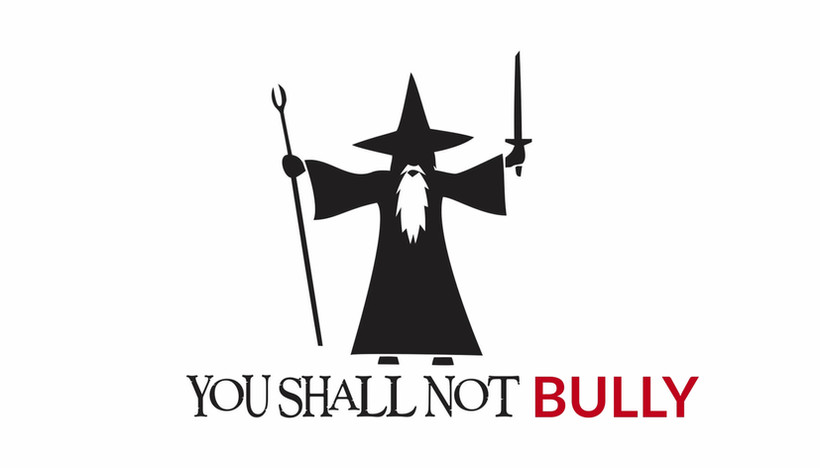 You shall not bully.mov