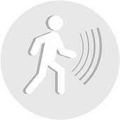 Obstacle detection icon
