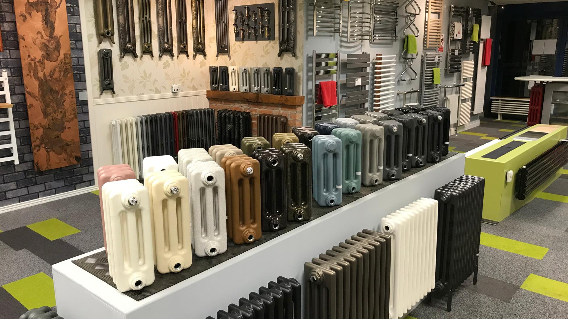 Designer Radiator Showroom Belfast