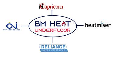 BM Heat Services Underfloor Heating Northern Ireland