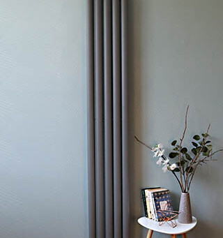 Looking for a very narrow vertical radiator?