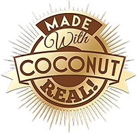 Made with Real Coconut