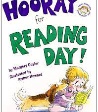 Hooray for Reading Day