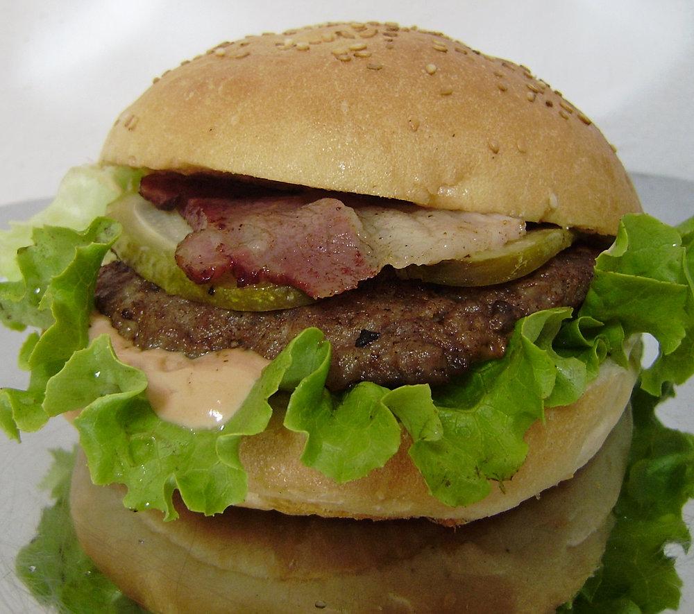 Site Fast Food Wix