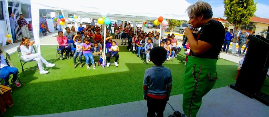 El DIF Municipal conmemoró el aniversario de la convención sobre los derechos de las niñas, niños y