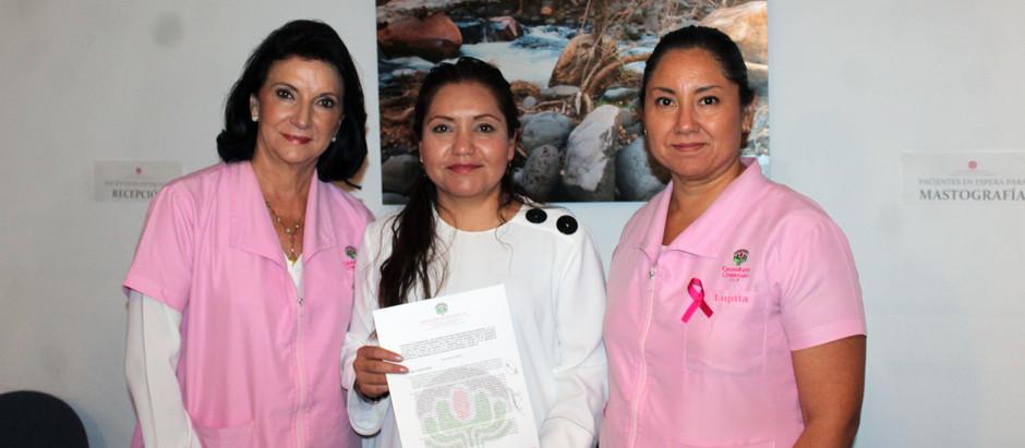 Sistema Municipal DIF de El Marqués firma convenio con Grupo Reto.