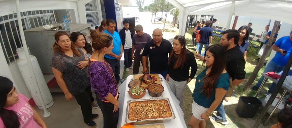 """En el Centro de Desarrollo Comunitario de La Piedad se clausuró el Taller  """"Cocina en horno de adobe"""