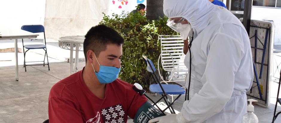 DIF EL MARQUÉS IMPLEMENTA ACCIONES PARA ATENDER LA SALUD DE LAS Y LOS MARQUESINOS
