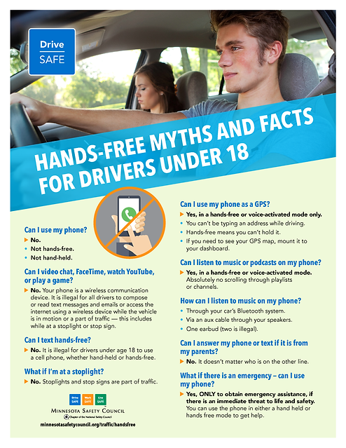 MN Young Drivers Hands-free Flyer.png