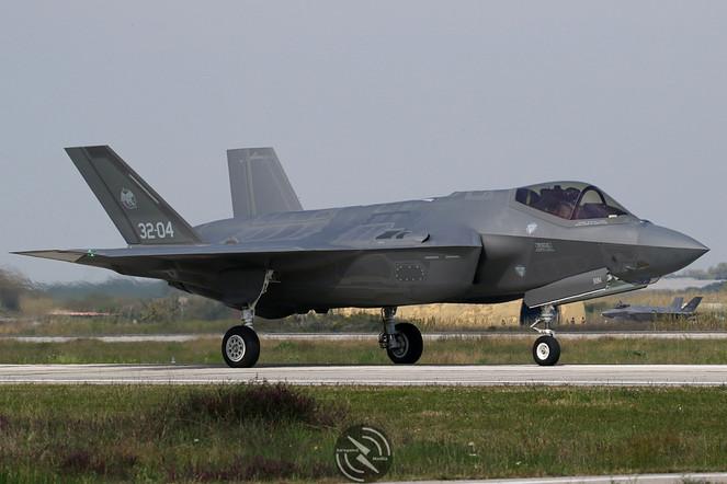 Aeronatica Militare F-35A Andravida Inio