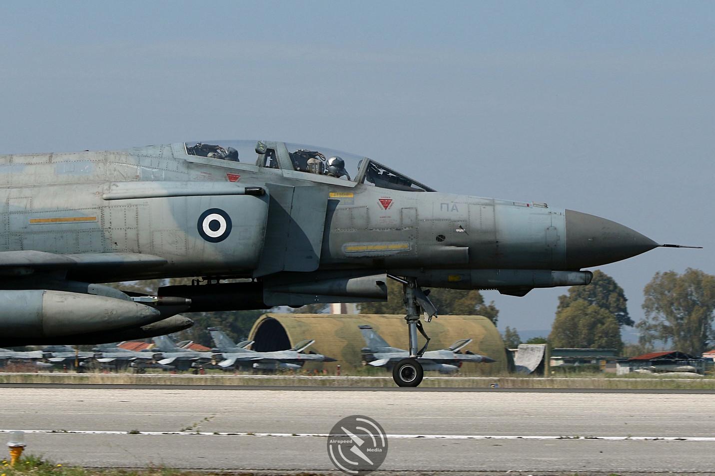 Hellenic Air Force F-4 Phantom II Andrav