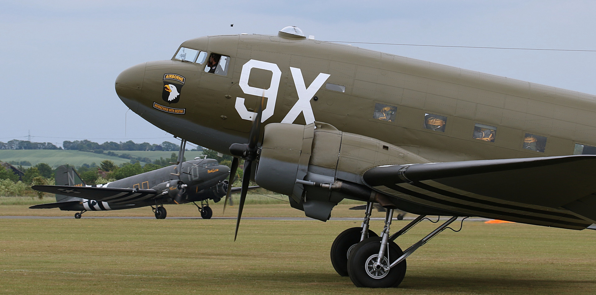 D-Day Daks over Duxford June 2019 (41).J