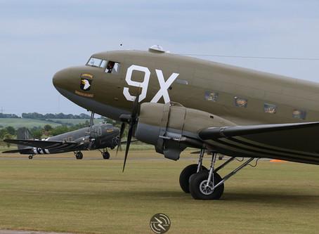 Daks over Duxford: D-day 75th anniversary