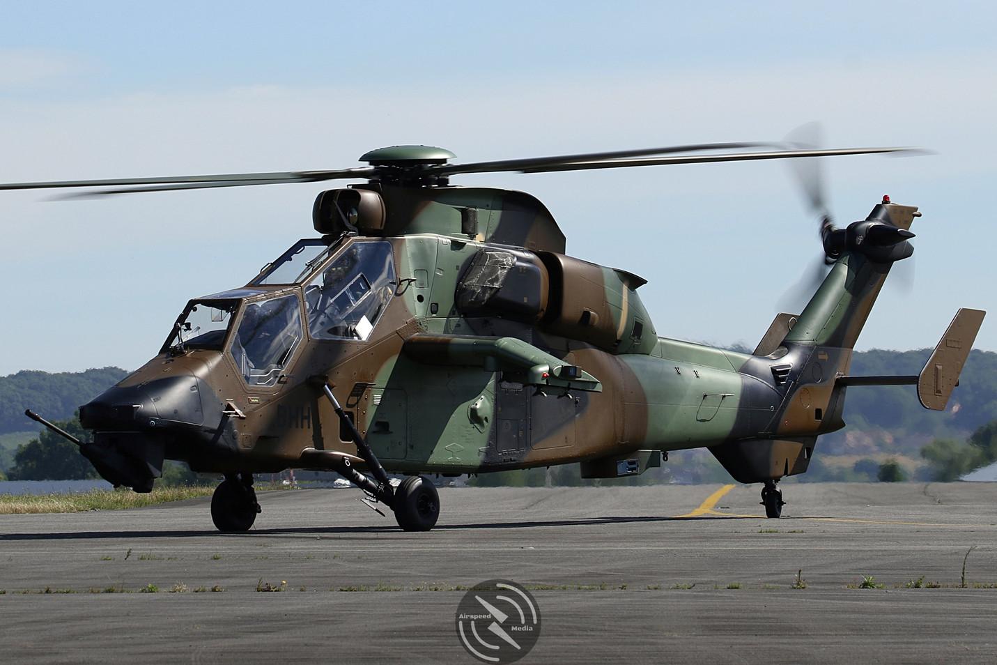 Eurocopter Tigre ALAT 5th Regiment Pau M