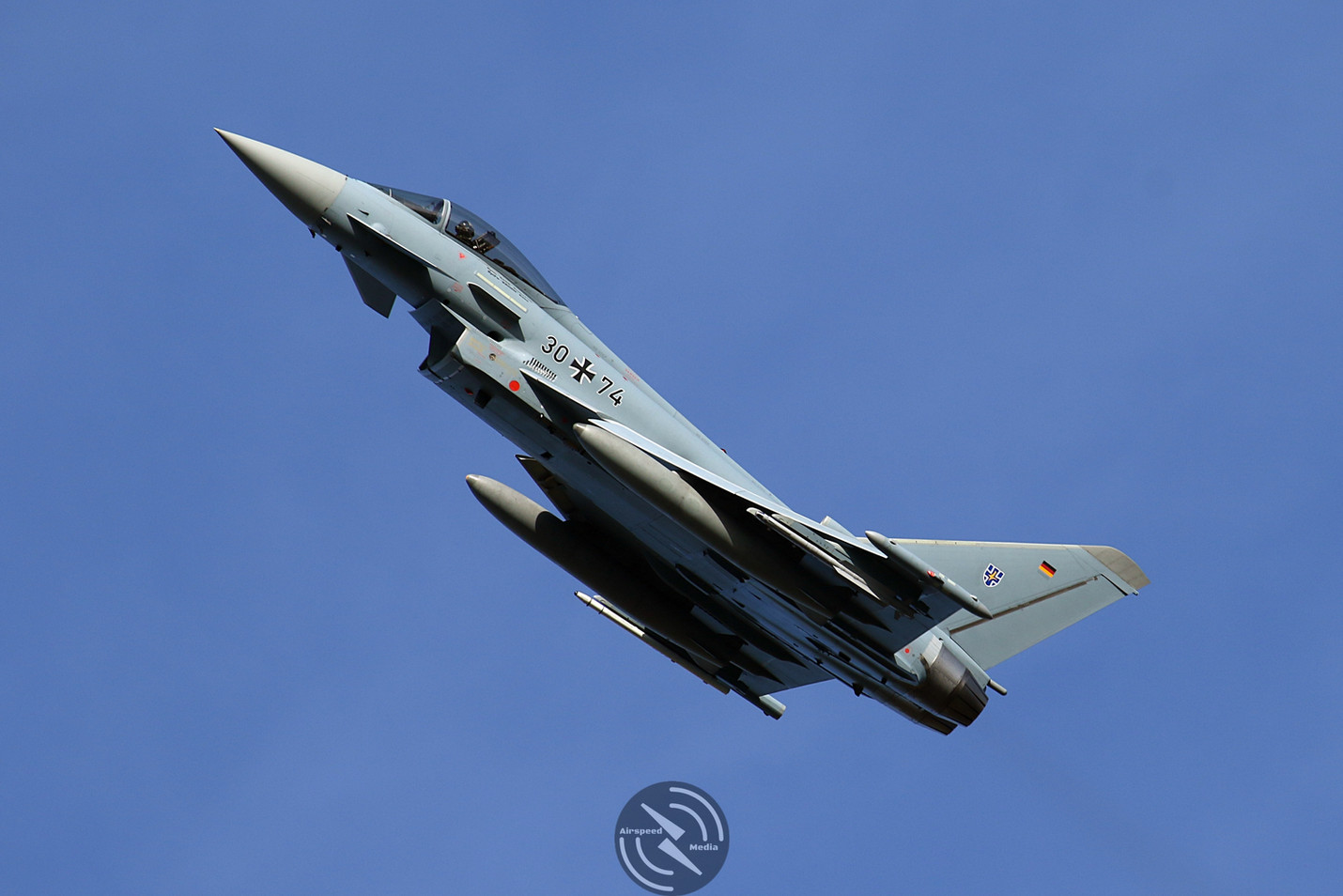 Luftwaffe EF2000 Typhoon Cobra Warrior 2