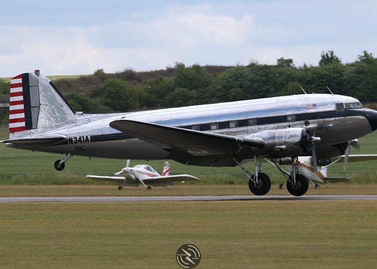 N341A Daks over Duxford June 2019 (34).J