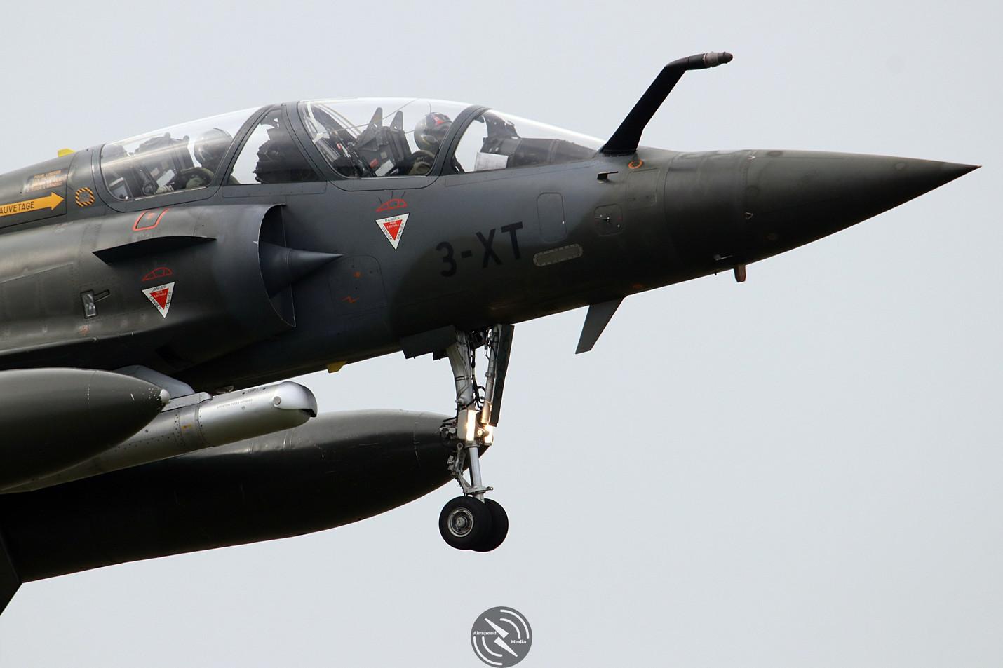 Armee de l'air Mirage 2000D Frisian Flag