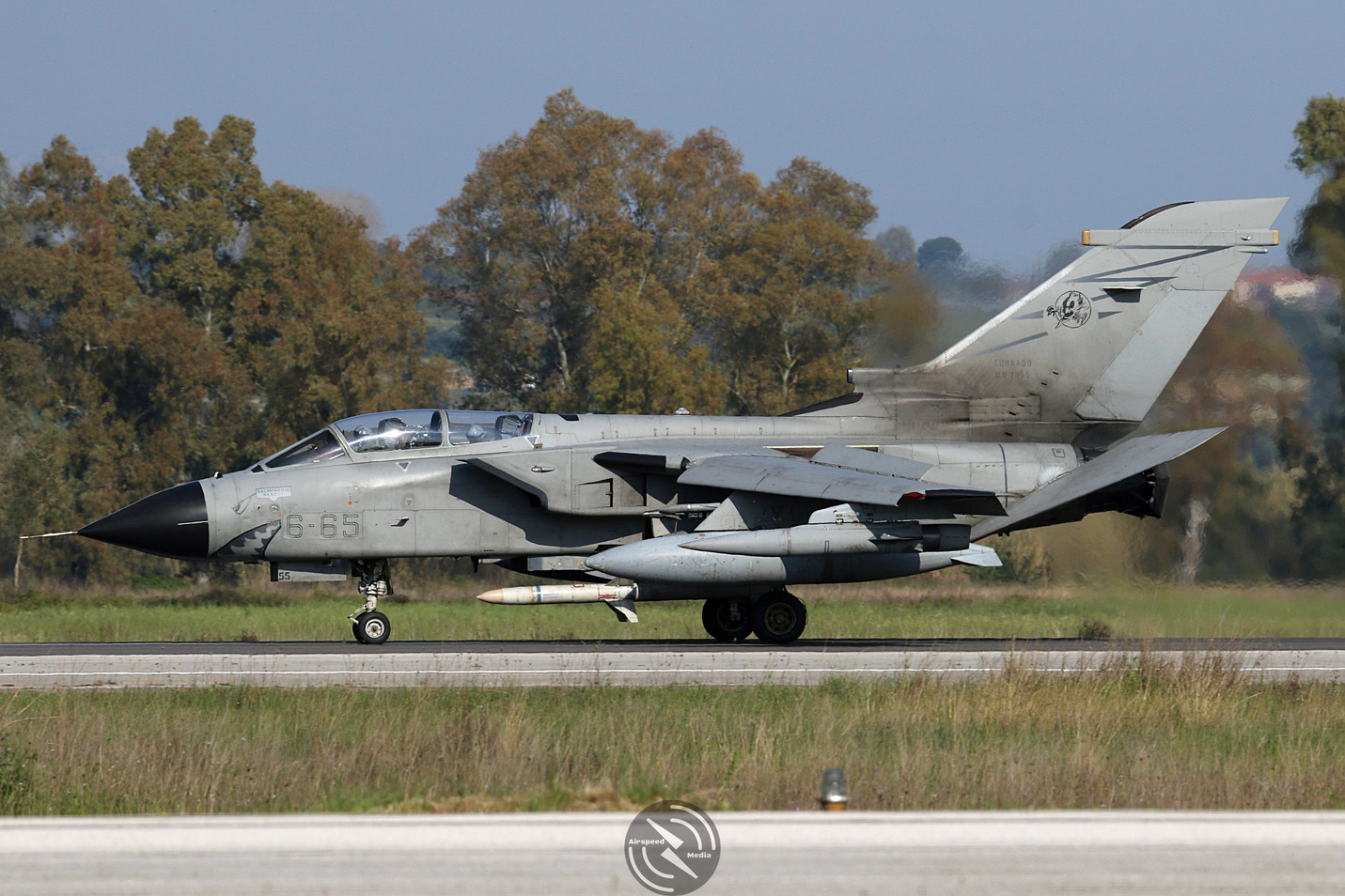 Aeronautica Militare Tornado Andravida I