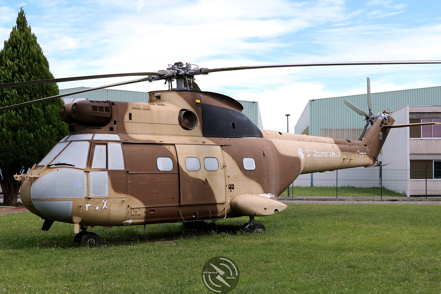 Puma GG ALAT 5th Regiment Pau May 2019