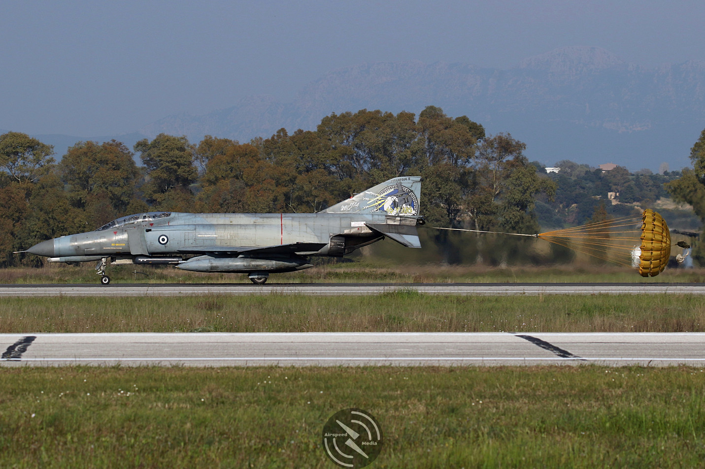 Hellenic Air Force F-4 Phantom II Andrav