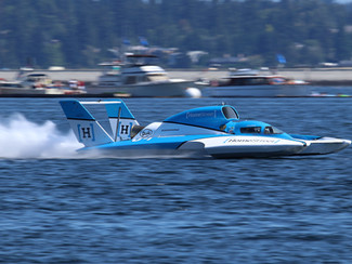 Alaska: Seafair 2018, Seattle, WA
