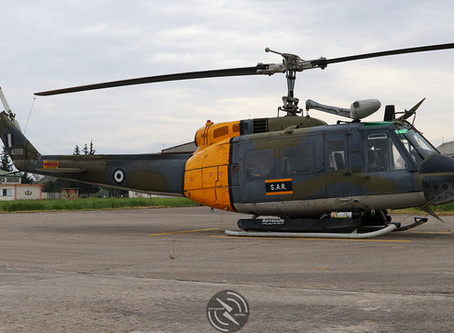 Pilot training in Greece - Kalamata Air Base
