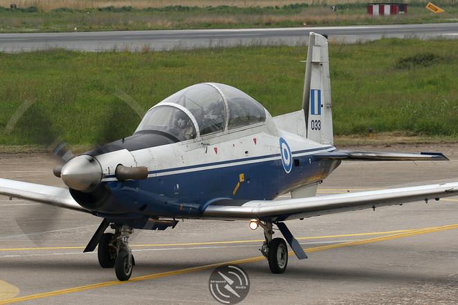 Hellenic Air Force T-6 Texan II Kalamata