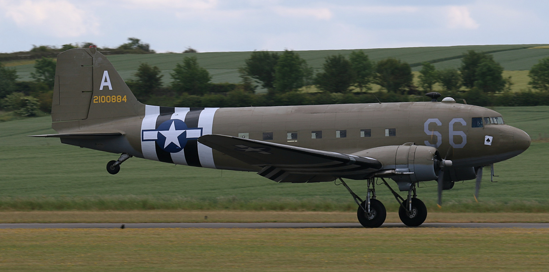 D-Day Daks over Duxford June 2019 (34).J