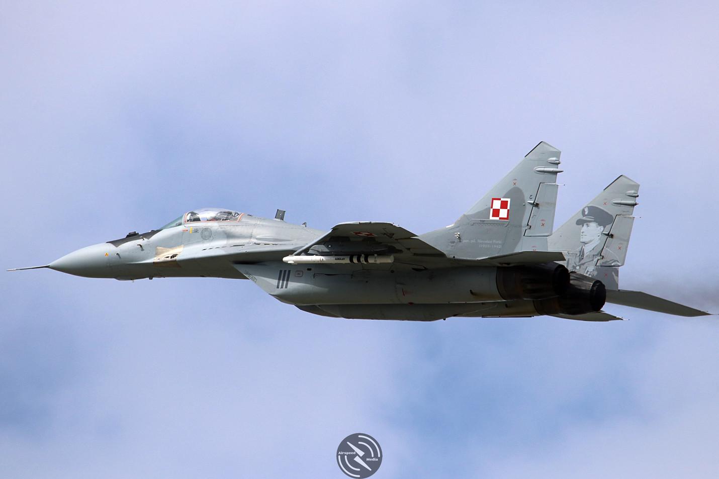 Polish Air Force MiG 29 Frisian Flag (2)